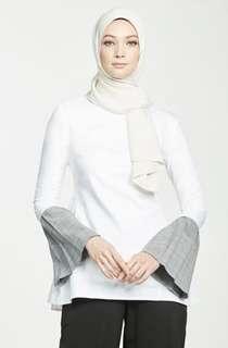 OLLOUM Dunnotar Shirt in White