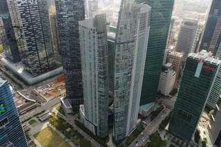 FOR SALE. The Sail @ Marina Bay 1 Bedder 678sf Above #30 floor. Next to Downtown MRT