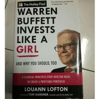 🚚 Warren Buffett invests like a girl: And why you should, too