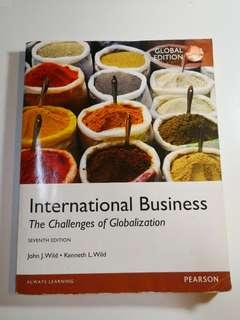 30% off ‼️ International Business | The Challenges of Globalisation