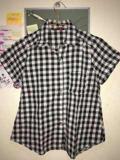 Nevada Shirt. Kemeja basic