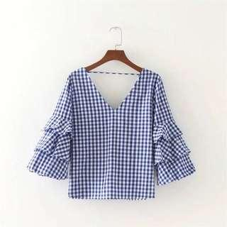 SALE! Layer Sleeve Blouse
