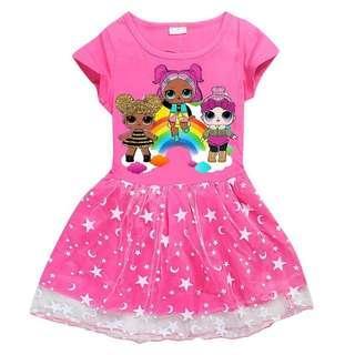 🚚 LOL dress