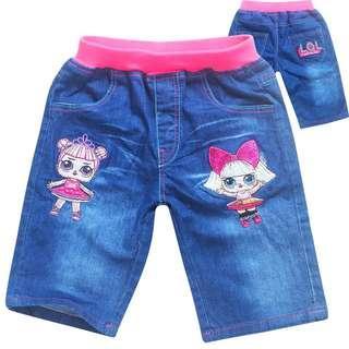 🚚 LOL shirt jeans
