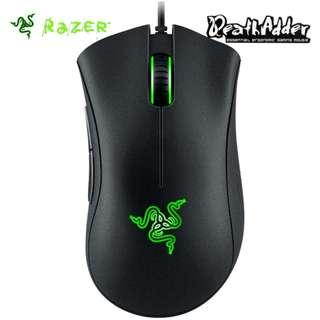 100% Authentic Razer Deathadder 2013 6400dpi