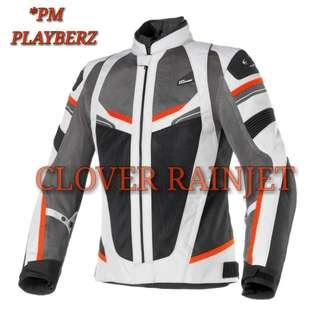 CLOVER RIDING JACKET..😎!!