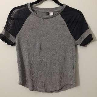 Mesh tshirt