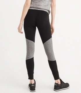 Abercrombie soft legging
