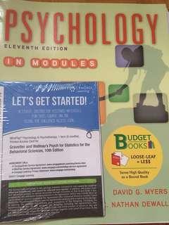 PSYCHOLOGY 1010
