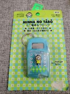 大口仔 Minna No Tabo計數機