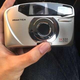 Praktica sk320 film camera #MY1212