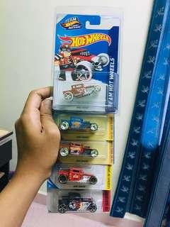 Hotwheels Lot Bone Shaker