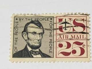 Valuable stamp