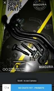 Magura MT7 Levers