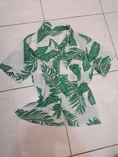 Baju bahan polyester