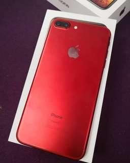 🚚 IPhone 7 plus 128gb red