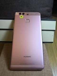🚚 Huawei P9 rosegold