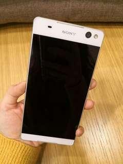 🚚 Sony C5 white