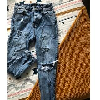 GLASSONS high waisted jeans