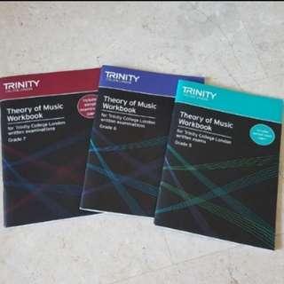 Trinity music theory grade 5