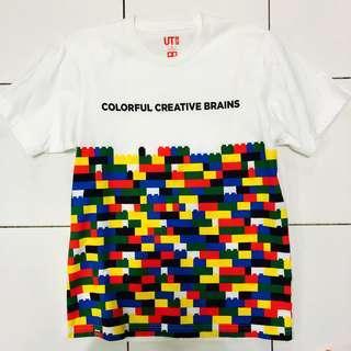 Uni Qlo LEGO Tshirt