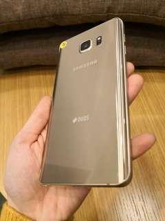 🚚 Samsung Note 5  32gb.gold