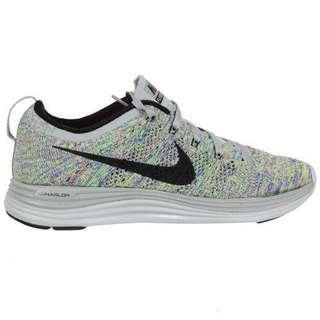 Nike Flyknit Lunar 1 Multi Color Size 5