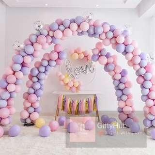 【Rent】Balloon Arch/Stand