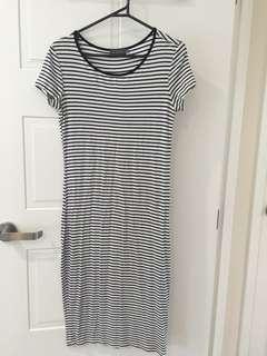 Comfy Stripe Dress