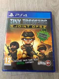 🚚 PS4 Tiny Troopers