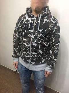supreme迷彩外套