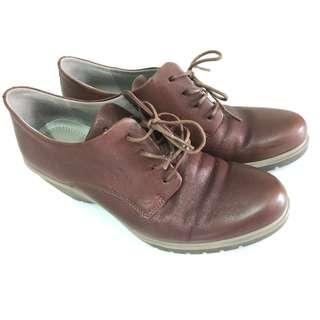 Ecco ladies shoes full leather size 39