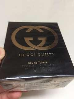New Unopened Authentic Gucci Guilty Eau de Toilette (Vaporisateur Natural Spray) 50ml