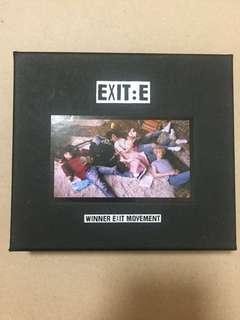 WTS Winner Exit: E Album