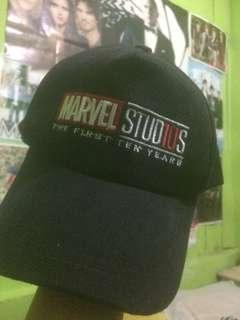 Official Marvel Studio the first ten years #maups4