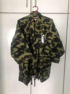 1st camo kimono Japanese