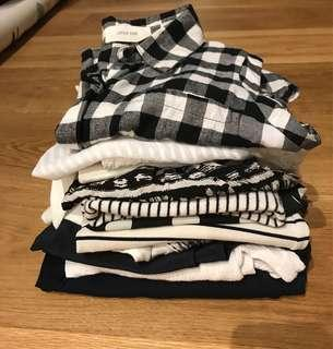 Woman's top bundle