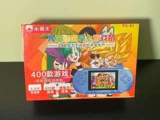 🚚 小霸王 兒童益智彩屏掌上遊戲機 自帶400遊戲
