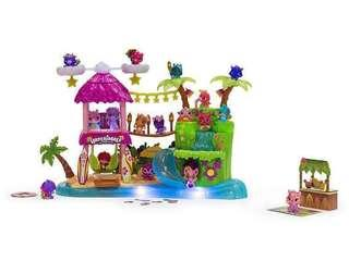 🚚 BN Hatchimal S4 Tropical Party PlaySet with Lights and Music