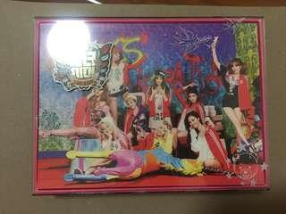 WTS Girls' Generation The Boys Album