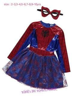 英國直送女童 Costume