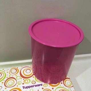 💯 [Tupperware] One-Touch Tall Round Container (4.3L) #PRECNY60 #CNYKITCHEN