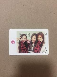 WTS Girl Grouo Photocards (Twice, Taeyeon, Snsd)