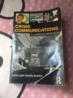 Crisis communication 4th edition - kathleen fearn banks