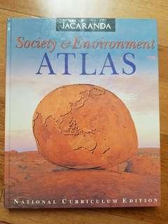 Atlas Society and Environment