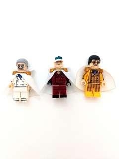 Lego Compatible One Piece Admirals