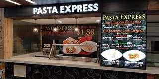 $8/hr for part time server at NUS Pasta Cafe!