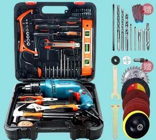 電鑽,鋸,螺絲批,鉗,錘仔,尺,界刀Drill,Screwdriver,Pliers,Hammer,Ruler