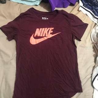 Authentic Nike sports tshirt