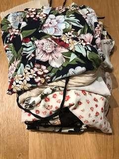 Woman's dresses bundle